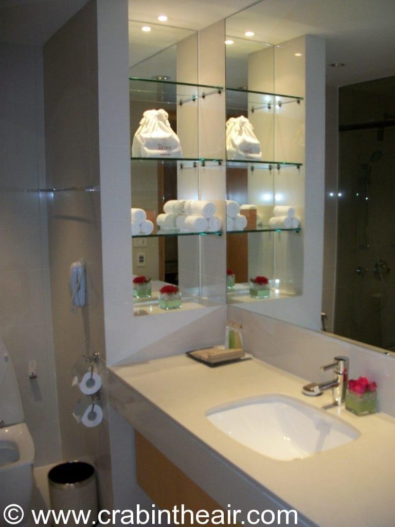 bathroom review