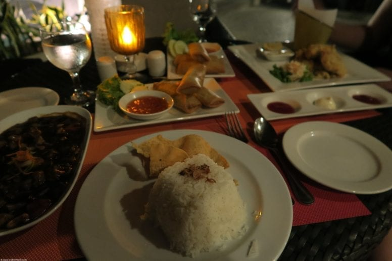 taaras dinner