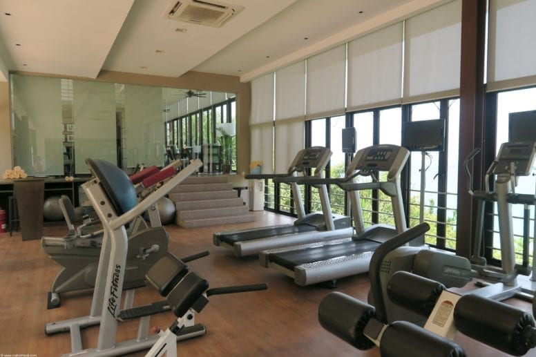 taaras resort gym