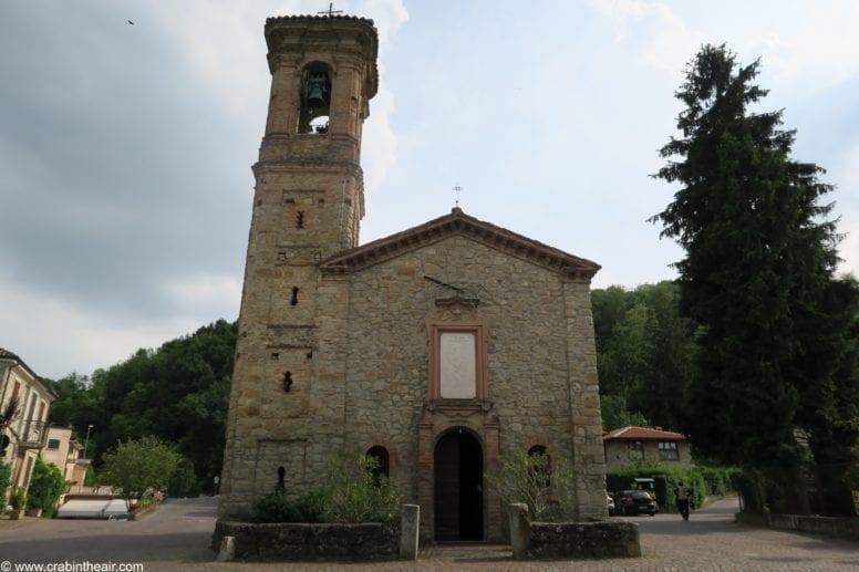 fortunago church