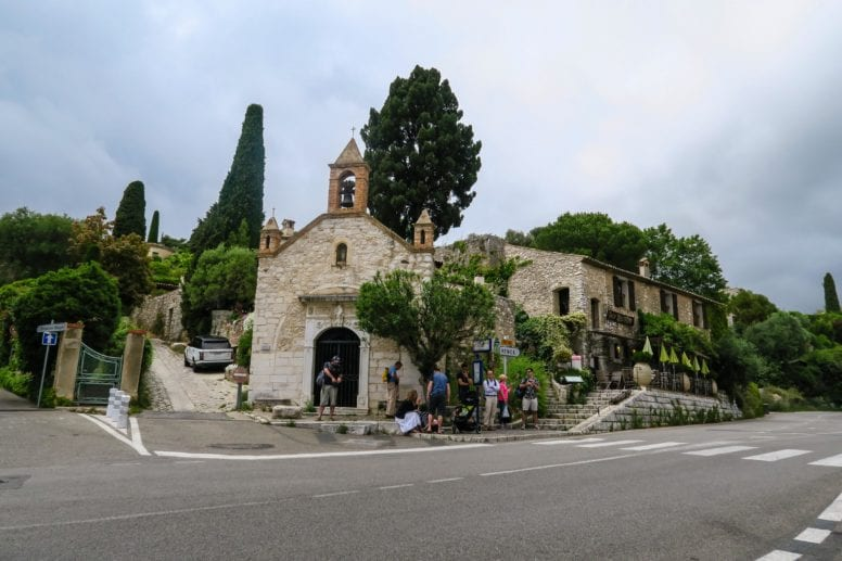 getting to saint paul de vence