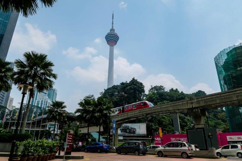 menara kuala lumpur tower