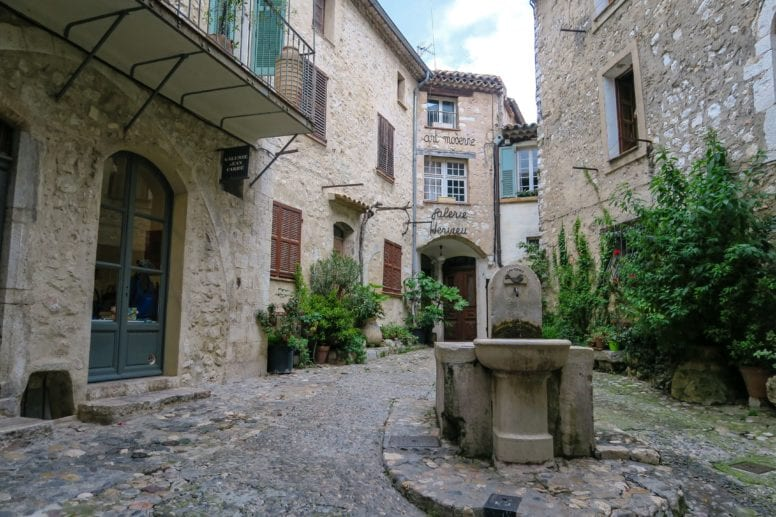saint paul de vence hotels