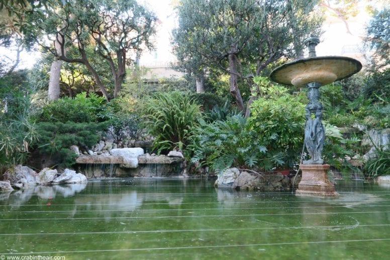 exotic garden monaco