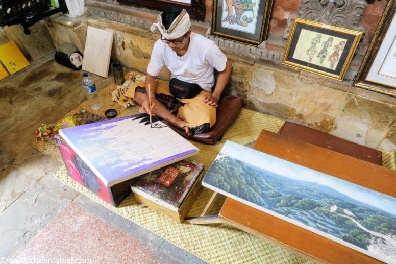 Dewa Putu Toris Gallery