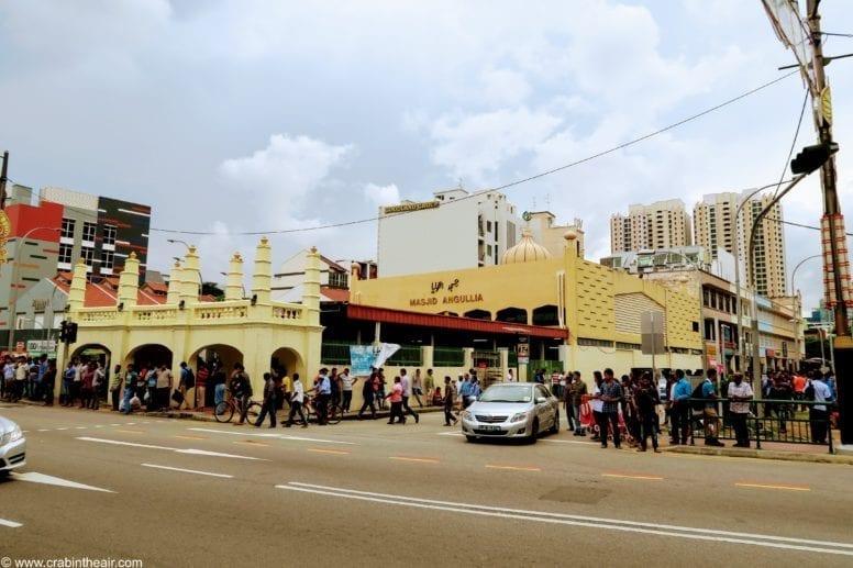 angullia mosque singapore