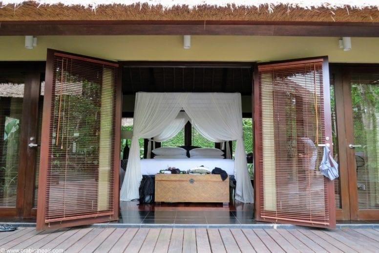 best private villa bali