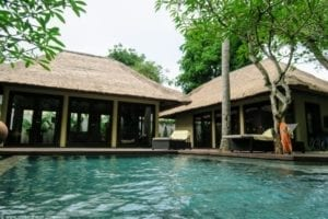 best private villas in bali