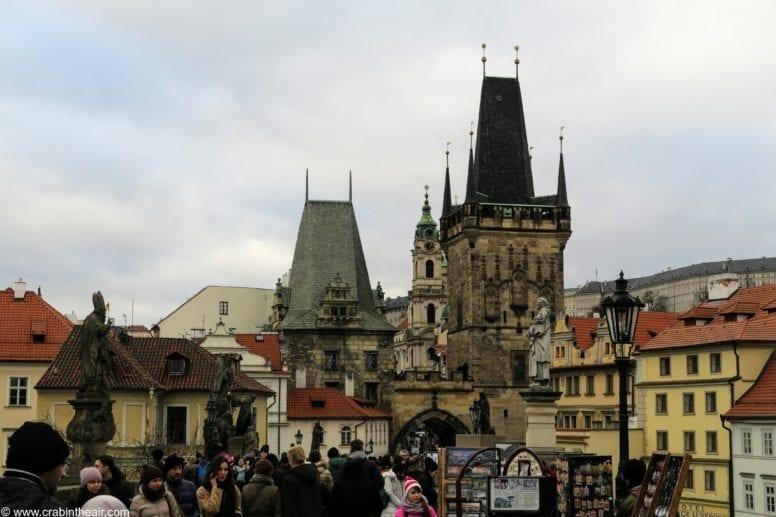 charles bridge - top attractions in Prague