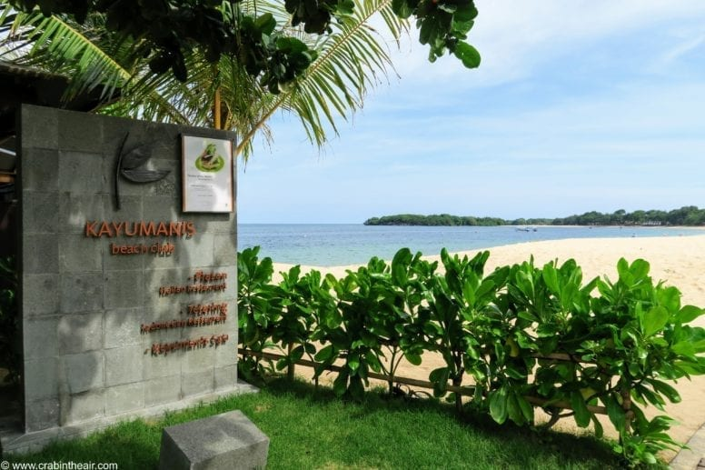 kayumanis beach club
