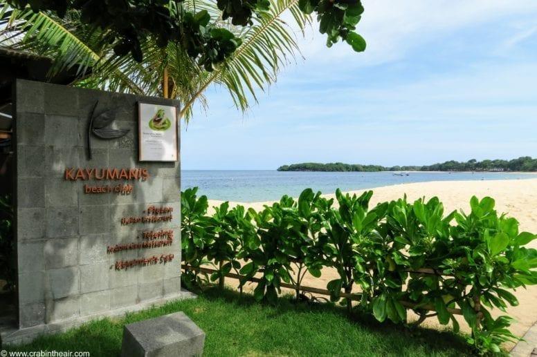 kayumanis beach club