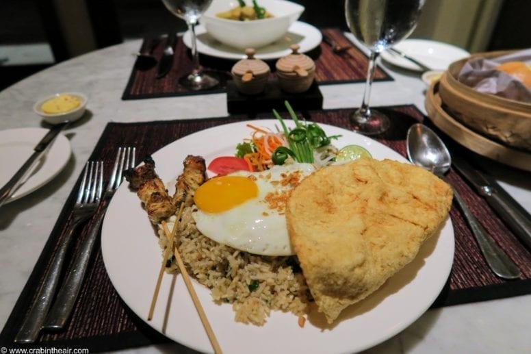 kayumanis nusa dua food
