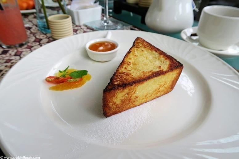 kayumanis toast