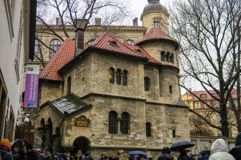 klausen synagogue prague