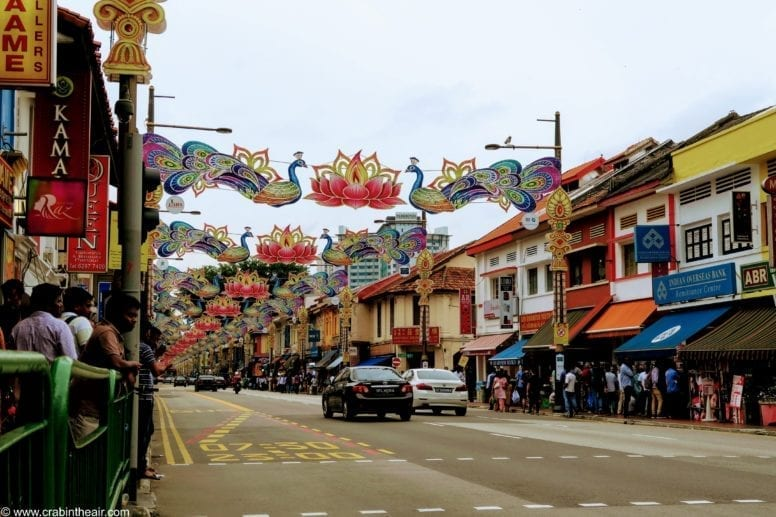little india sightseeing