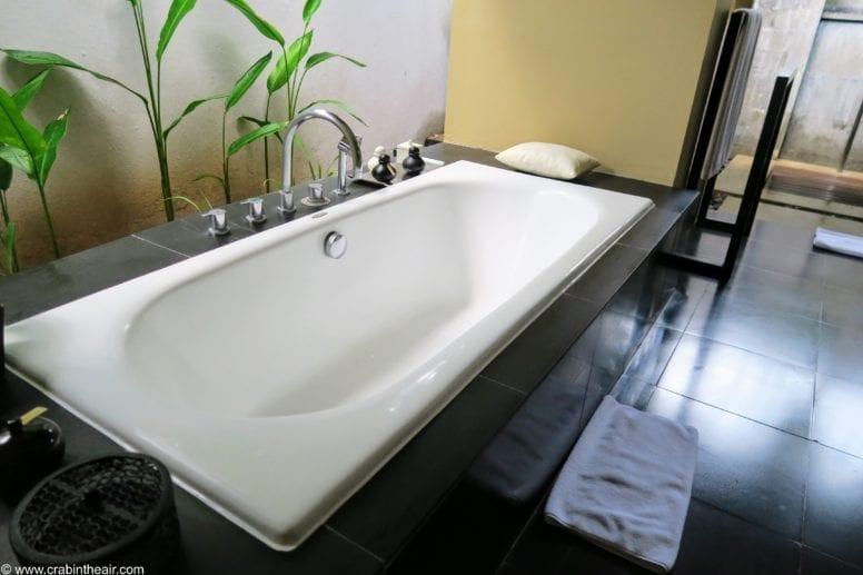 outdoor bathroom review