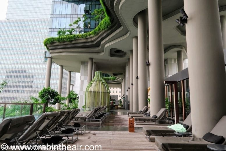 Parkroyal on pickering hotel singapore review - Park royal pickering swimming pool ...