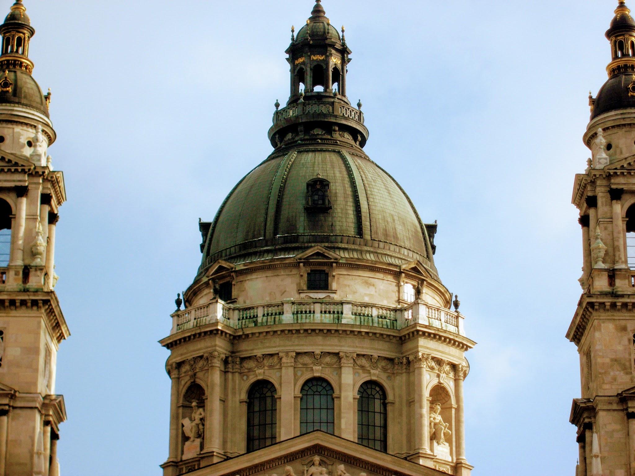 basilica budapest hungary
