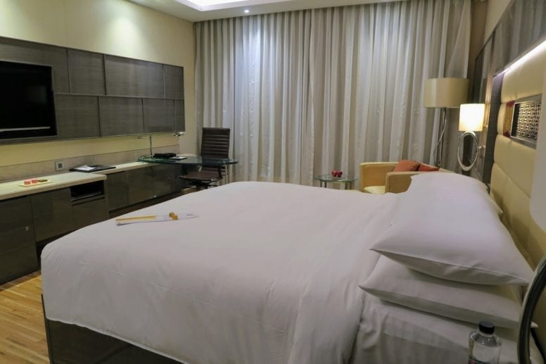 jw marriott sahar mumbai hotel