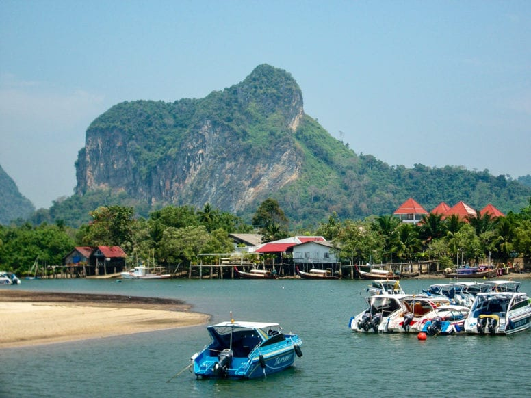 where to stay in ao nang thailand