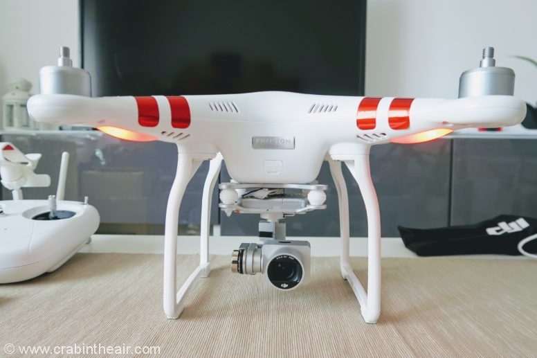 dji phantom leds