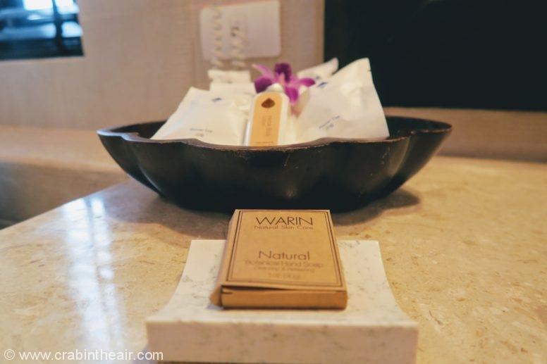 rawi warin bathroom amenities