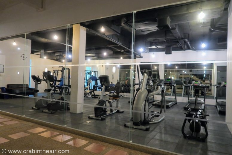 rawi warin resort fitness centre