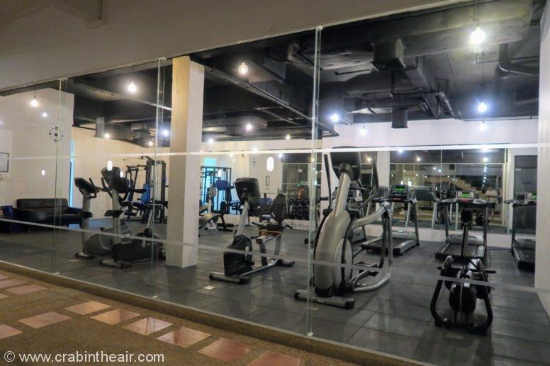 rawi warin resort fitness centre