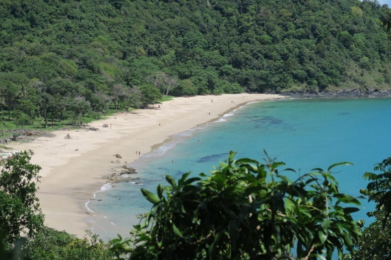 Bamboo Bay Beach Ao Mai Phai