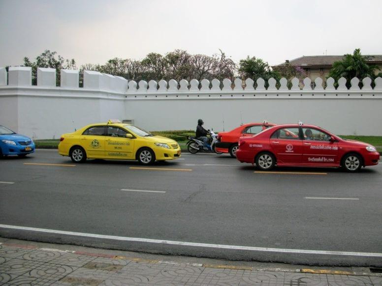bangkok taxi