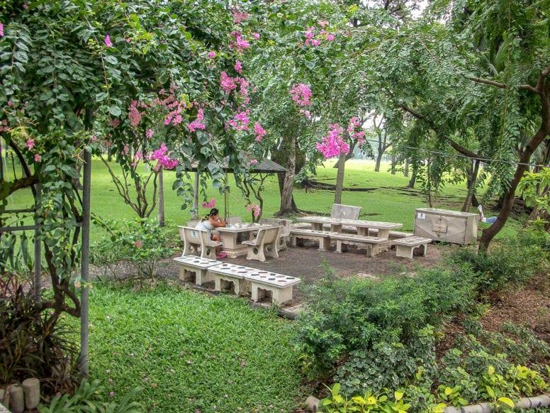 bangkok thailand park