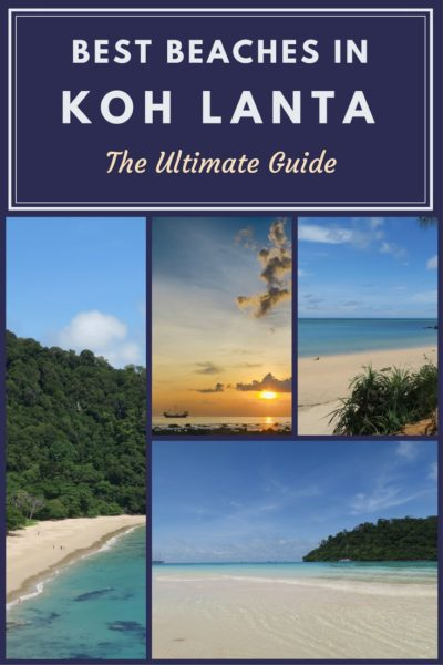 Best Beaches in Koh Lanta - Ultimate Guide