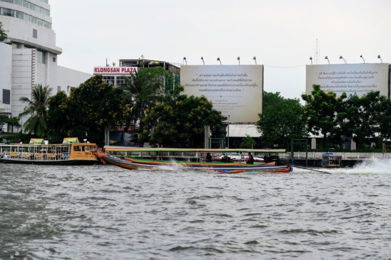 boats ferries bangkok