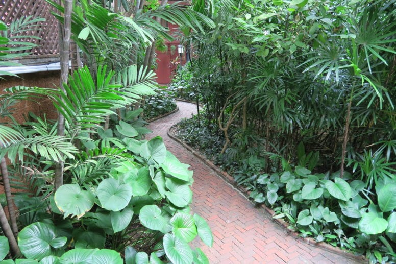 jim thompson house garden