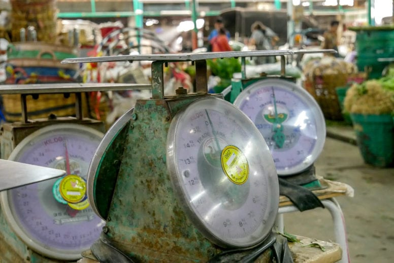 thailand flower market
