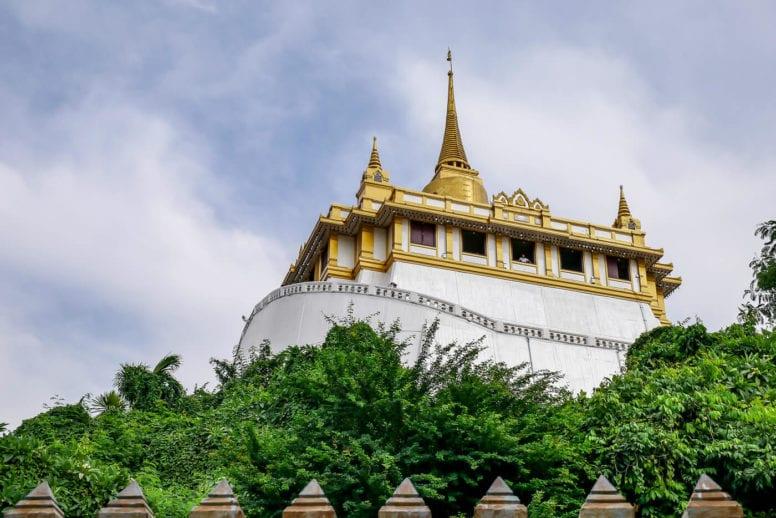 wat saket temple
