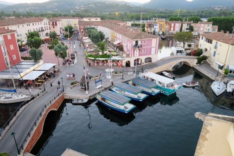 port grimaud french riviera