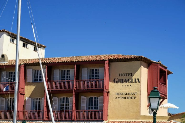 port grimaud hotels