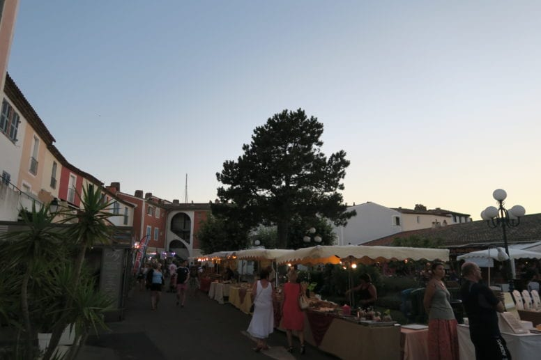 port grimaud market