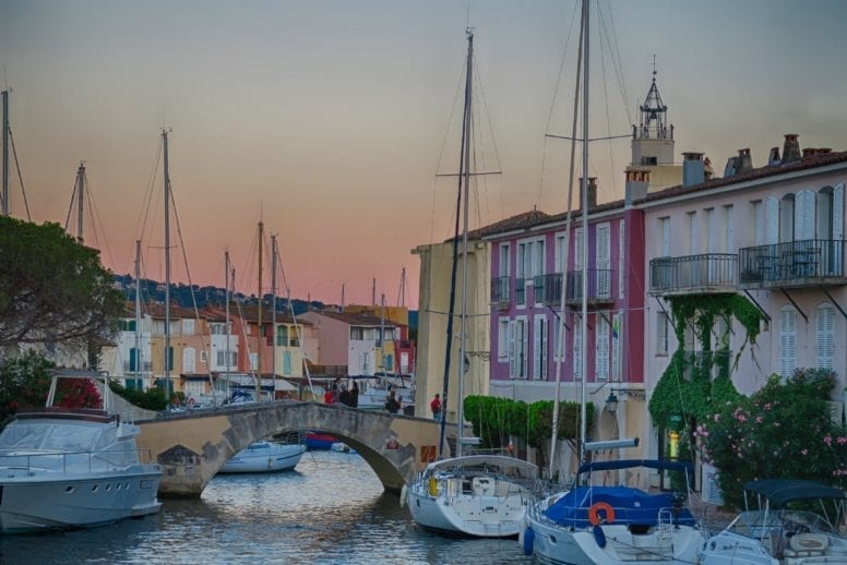 port grimaud things to do