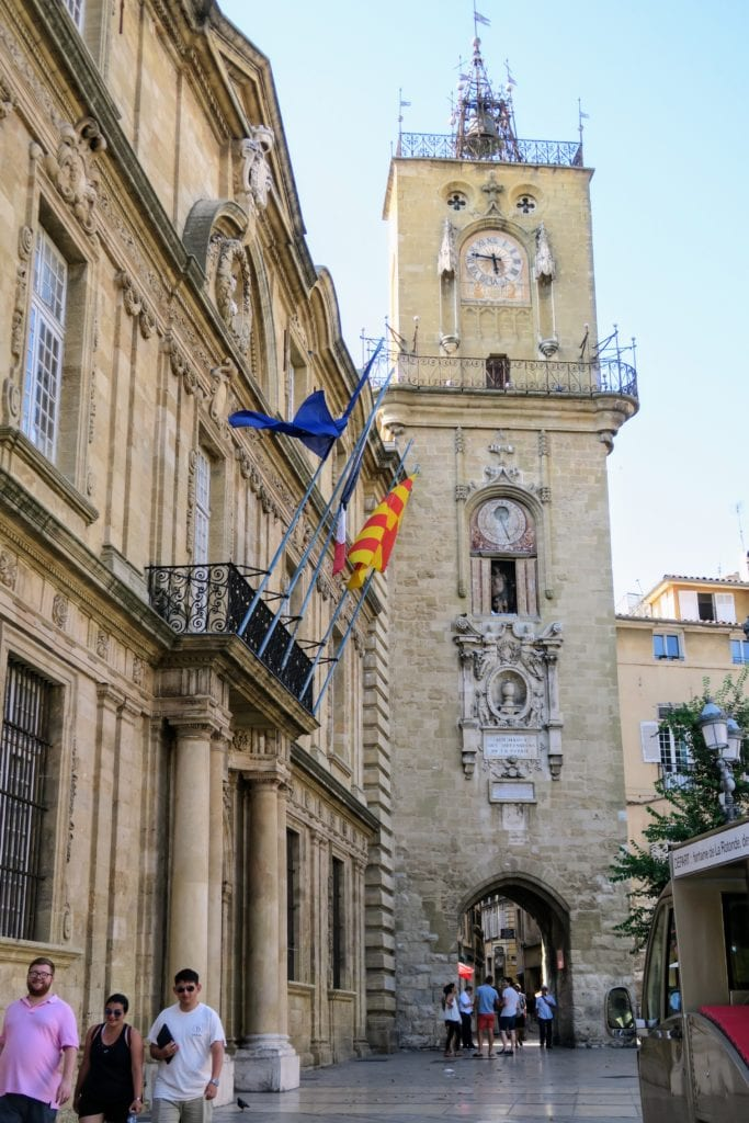 aix en provence town hall
