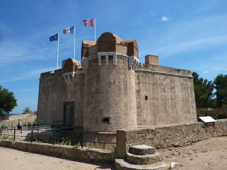 citadel of saint tropez maritime history museum