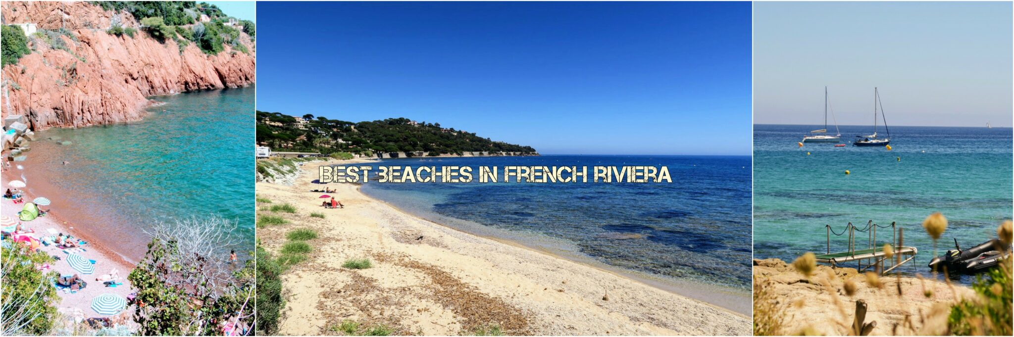 7 Best Beaches In French Riviera
