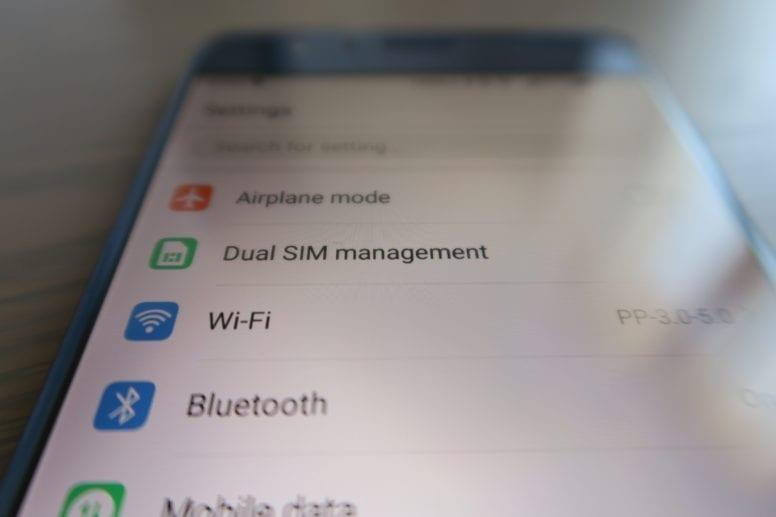dual sim management