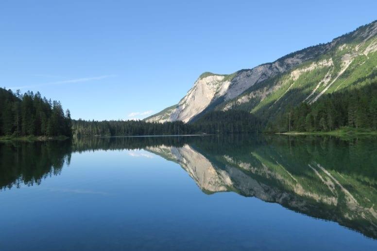 lake tovel italy