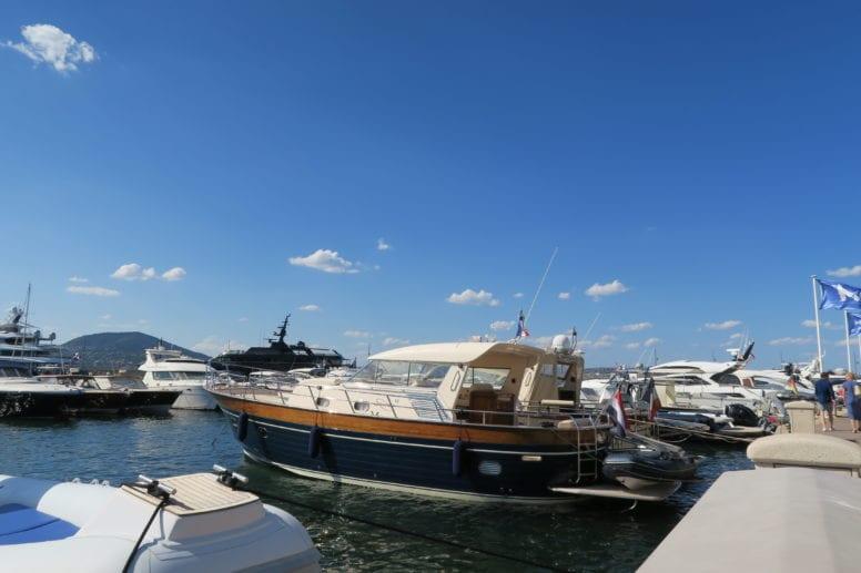 saint tropez yachts