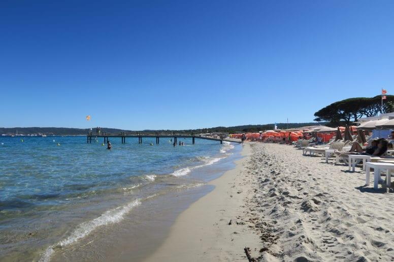 tahiti beach saint tropez