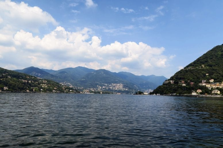 things to do lake como
