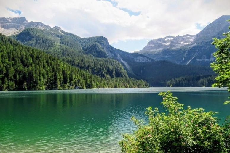 tovel lake legend