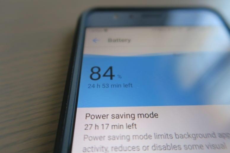 travel phone battery